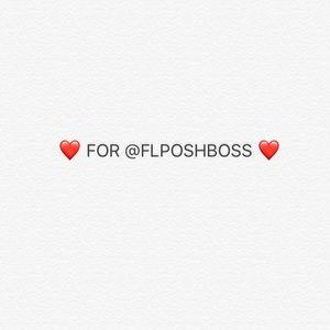 Accessories - For @FLPOSHBOSS